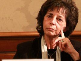 Daria Bonfietti - Associazione Parenti Vittime Strage di Ustica