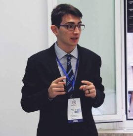 Andrea Giua - Rappresentante degli studenti - Scuola di Scienze Politiche UNIBO
