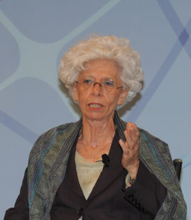 Mariangela Gritta Grainer - Presidente Associazione Ilaria Alpi