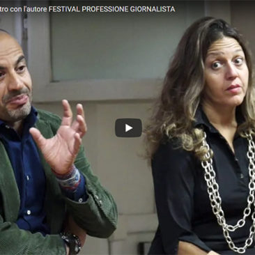 GIANLUIGI PARAGONE Incontro con l'autore FESTIVAL PROFESSIONE GIORNALISTA
