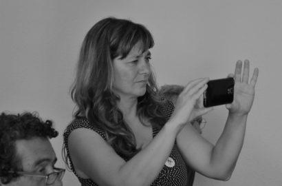 Rosy Battaglia: giornalista indipendente e…resiliente